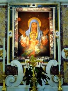 Quadro Maria SS.ma della Civita