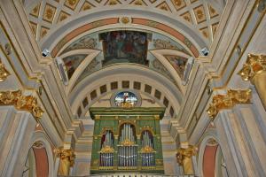 Organo del Santuario - foto Meroli N.