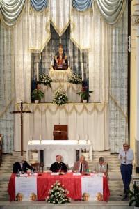 Un momento del convegno di apertura dei festeggiamenti 2014 - foto Ialongo C.
