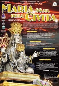Manifesto Madonna della Civita_2014